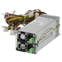 Блок питания ATX NR2-DVR1200-N 2x1200Вт с резервированием, КПД 93%, PFC, EPS12V, 2U, Negorack