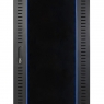 """Серверный шкаф 19"""" 12U RackPro EC6812B (600х800х600мм), передняя стеклянная дверь, черный"""