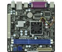 Материнская плата ASRock AD525PV3 /2*DDR3/GMA 3150 /1 x PCI/2 x SATAII/ Lan 1Gb /
