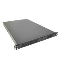 Серверный корпус 1U GHI-181 460Вт 2xHot Swap SATA (EATX 12x13, 1x5.25ext, 650mm) черный, AKIWA