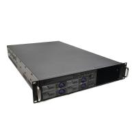 Серверный корпус 2U GHI-240 4xHot Swap SATA (EE-ATX 13x16, 1x5.25ext,710мм, AKIWA