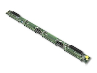Бэкплейн для GHI-xxx (1 To 4) 4*SCA 80pin backplane, CA-R0-01700-A, Akiwa