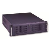Серверный корпус 3U AKIWA GH-310ATXR (ATX 9x12, 2x5.25ext, 1x3.5ext, 5x3.5int, 525mm) черный