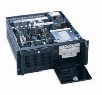 Серверный корпус 4U AKIWA GHI-419ATXR 700Вт (ATX 12x13, 3x5.25ext, 1x3.5ext, 5x3.5int,510mm) черный