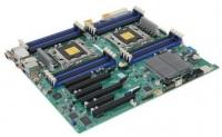 Материнская плата SUPERMICRO Dual socket R (LGA 2011), MBD-X9DAI-O Intel® C602, EATX