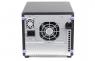 "Корпус mini-ITX для NAS, 300Вт, 4xSAS/SATA Hotswap HDD, USB 3.0, 2.5"" int, NR-ITX1 Negorack"