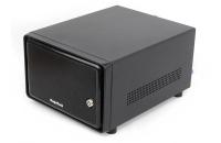 "Корпус mini-ITX для NAS, 300Вт, 2xSAS/SATA HS HDD, SATA HS SSD, USB 3.0, 2.5"" int, NR-ITX2, Negorack"