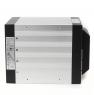 "Корзина SNT-3051SS 3 x 5.25"" с салазками ""горячей"" замены для 5 х 3,5"" SAS/SATA2 HDD, черная"