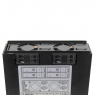 "Корзина SS-46TM 1 x 5.25"" с салазками ""горячей"" замены для 4 х 2,5"" SAS/SATA HDD, черная"