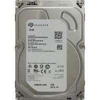 Жесткий диск HDD SATA II 2 TB SEAGATE ST2000VX000 SV35 Series SATA  6Gb/s /7200 RPM/64MB