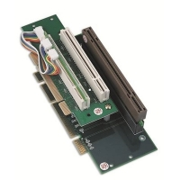 РАСПРОДАЖА RISER CARD (5V) 2*32 BIT+1 AGP PRO / FOR 2U GHP-AGP03