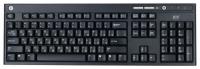 Клавиатура BTC 5109 Black PS/2