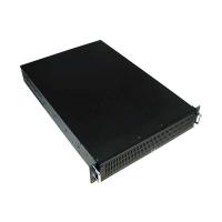 Серверный корпус 2U GHI-221 (EATX 12x10.5, 4x5.25ext, 1x3.5ext, 2x3.5int, 570mm) черный AKIWA