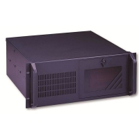 "Промышленный корпус 19"" 4U AKIWA GH-402SR 14 SLOT IPC (3x5.25ext, 1x3.5ext, 451mm) черный"