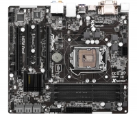 Материнская плата ASROCK S1150 H87M PRO4 4*DDR3 LAN VIDEO RAID