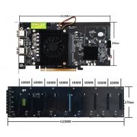 Материнская плата BTCX8_V.10 + ITX-SDM65BTV1.1