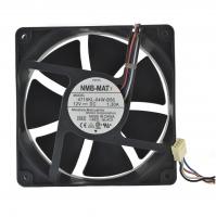 Вентилятор для корпуса 120х120х38мм, 4пин PWM, 12V, 1.3A, 3600RPM, 129.9CFM, 4715KL-04W-B56, NMB-MAT