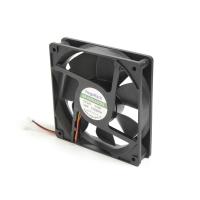 Вентилятор для корпуса 120х120х25мм,4пин PWM, 5700RPM, два подшипника качения, NR-FAN12025FS