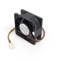 Вентилятор для корпуса 60x60x25мм, 3пин, 12V, 0.19A, 4500RPM, подшипник качения, NR-FAN6025