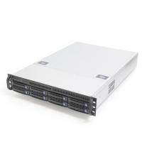 """Серверный корпус 2U RP-RM268 2x750Вт 8xHot Swap SAS/SATA (EATX 12""""x13"""", 2x2.5int, 650mm), Rackpro"""