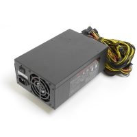 Блок питания ATX 1800Вт SD-1800W (24pin,8pin,PCI-E 2+6pin x16, IDE x6, SATA x4) PS/2, PFC, R-Senda