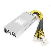 Блок питания 1U ATX SD-2400W-BTC, 2400Вт, 165A, PCI-E 8pin x10, 1U, КПД 93%, Negorack